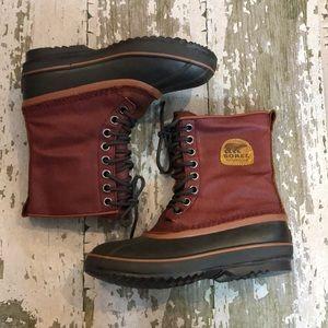SOREL 1964 Premium waterproof Winter Boots Sz 7 40